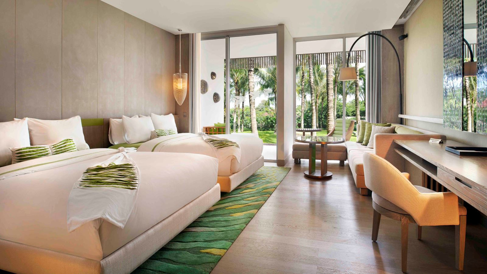 W bali seminyak luxury hotel in bali for W hotel bedroom designs
